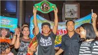 Võ sĩ Việt có cơ hội lịch sử tranh đai vô địch thế giới