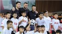 Beckham tới Việt Nam giao lưu Công Vinh, võ Việt Nam lập kỷ lục