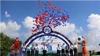 168 đội bóng dự giải bóng đá lớn nhất Việt Nam