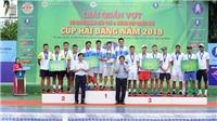 Hải Đăng Tây Ninh, Hưng Thịnh TP.HCM vô địch quần vợt quốc gia