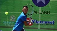 Tay vợt Việt kiều giúp TP.HCM vượt khó ở giải quần vợt quốc gia