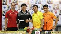 HLV TPHCM coi chức vô địch lượt đi V League là bình thường