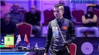 60 triệu đồng cho nhà vô địch giải billiards quốc tế