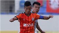 HLV Lê Huỳnh Đức thua trận cùng Đà Nẵng vẫn vui