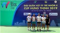 Thêm cơ hội học hỏi cho quần vợt Việt Nam