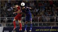 U18 Đông Nam Á: HLV Hoàng Anh Tuấn tăng giá trị cho HLV Park Hang Seo