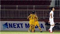 U18 Việt Nam thảm bại, HLV Hoàng Anh Tuấn chỉ ra điểm yếu