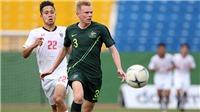 Bóng đá Thái Lan lại thua thảm, nguy cơ về nhà sớm