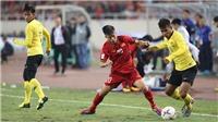 HLV Park Hang Seo và canh bạc quyết định với Malaysia