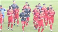 HLV Park Hang Seo vui với phát hiện mới Hồ Tấn Tài