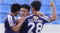 Quang Hải đưa Hà Nội vô địch với nhiều kỷ lục
