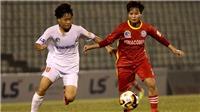 Phong Phú Hà Nam lội dòng nước ngược tại giải bóng đá nữ VĐQG