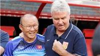 U22 Việt Nam vs U22 Trung Quốc (17h hôm nay): HLV Park đấu trí thầy cũ Hiddink (Trực tiếp VTC1)