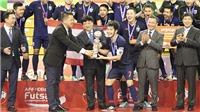 Futsal Thái Lan lại khiến Việt Nam đau đầu