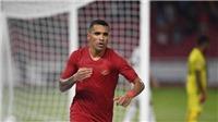 Tuyển Việt Nam dè chừng cầu thủ gốc Brazil