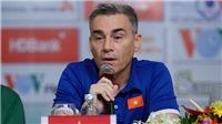 HLV Rodrigo: 'Bỏ lỡ cơ hội là điểm yếu cố hữu của cầu thủ Việt Nam'