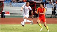 U22 UAE mang 8 tuyển thủ quốc gia đấu U22 Việt Nam