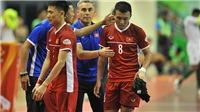 HLV futsal Việt Nam nhắc học trò không sợ Malaysia
