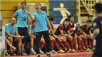 HLV futsal Thái Lan: 'Thắng tuyển Việt Nam 2-0 còn ít'