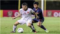 Tiền đạo U19 Việt Nam ăn mừng như Ronaldo khi ghi bàn hạ Thái Lan