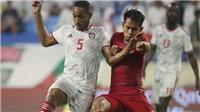 Indonesia sẽ tự thua trước tuyển Việt Nam