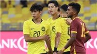 Malaysia nhiều áp lực hơn tuyển Việt Nam