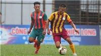 Dàn sao tuyển Việt Nam đối đầu trên sân phủi