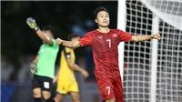 HLV Park Hang Seo thay Tuấn Anh bằng Việt Hưng