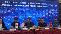 HLV U19 Việt Nam được đồng nghiệp cảm kích