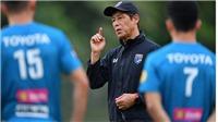 HLV Akira Nishino: 'Phải có 3 điểm trước Việt Nam để lấy lại vị thế'