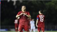 Trọng Hoàng chứng tỏ vì sao được HLV Park Hang Seo tin dùng