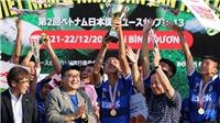 Bóng đá trẻ Việt Nam thắng đội trẻ Nhật Bản ở giải quốc tế