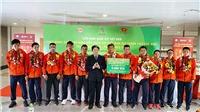 'Mưa' tiền thưởng cho quần vợt Việt Nam sau SEA Games 30