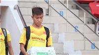 Sau Công Phượng, bất ngờ áo số 10 được HLV Park Hang Seo chọn