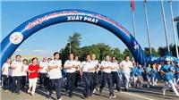 8000 người tham dự giải Việt dã Chào năm mới 2020