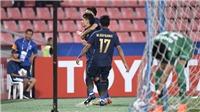 U23 Thái Lan tạo động lực cho U23 Việt Nam