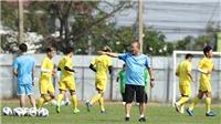 HLV Park Hang Seo chơi 'hết vốn' với U23 Jordan
