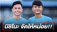 Cầu thủ trẻ Việt Nam tụt hậu so với Thái Lan