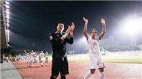 Ngôi sao Ngoại hạng Anh xem trận thắng Việt Nam là 'điều tuyệt vời'
