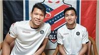 Đội bóng cũ của Công Vinh chọn 'Messi Thái' và Kawin đá chính