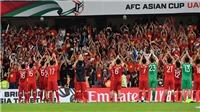Bóng đá Việt Nam gây ấn tượng mạnh với châu lục