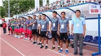 HLV Sài Gòn FC nói Cup quốc gia 'mắc cười', cược Bà Rịa Vũng Tàu vô địch