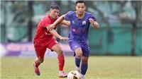 Bất ngờ lớn ở giải bóng đá hạng Nhất Thiên Long 2020