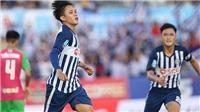 Học trò HLV Park Hang Seo lại thăng hoa tại giải hạng nhất