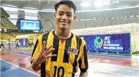 Thần đồng bóng đá Malaysia sang Bỉ chơi bóng như Công Phượng