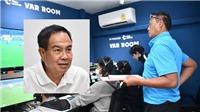 HLV Nishino muốn Thai League dừng để tuyển Thái Lan tập trung