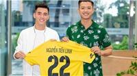 Tiến Linh bị Bình Dương 'cảnh cáo' vì tự ý gia nhập đội bóng Nghệ Sỹ