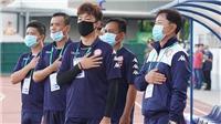 HLV Chung Hae Seong muốn có Cúp quốc gia cùng TPHCM