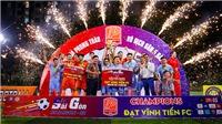 Đạt Vĩnh Tiến bảo vệ thành công ngôi vô địch S5 Sài Gòn 2020