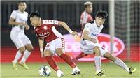 HLV Văn Đàn bất lực nhìn HAGL thua trận thứ 5
